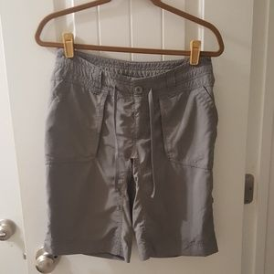 Lightweight women's shorts.